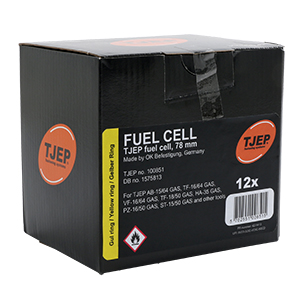 TJEP fuel cell, yellow ring